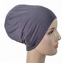 Silk Story Handmade Hijab Volumizer Cap Turban Under Scarf Bonnet Shawl Chemo Hair Head Cover Cotton