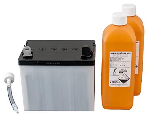 Arnold 5032-U1-0001 Original MTD Batterieset, 12V-16Ah