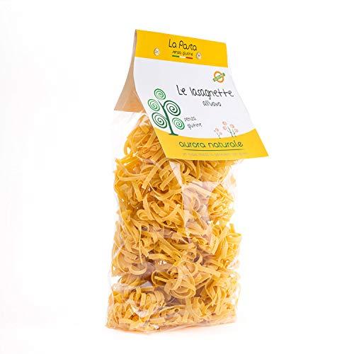 Aurora Naturale Le Lasagnette all'Uovo - 700 g, Senza glutine
