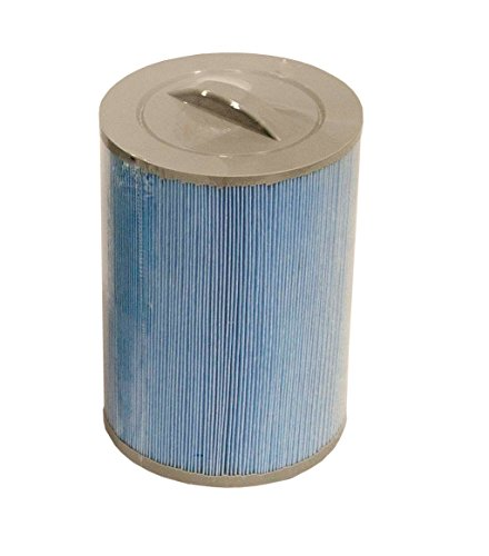 Canadian Spa Company Whirlpool Filter Kartusche Filter Gewinde Microban, Blau, 50 SQ FT