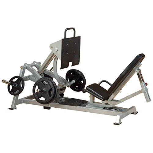 Body-Solid LVLP Leverage Horizontal Leg Press