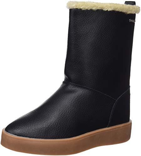 Pepe Jeans London Brixton One, Botas de Nieve Mujer, Negro (Black 999), 38 EU