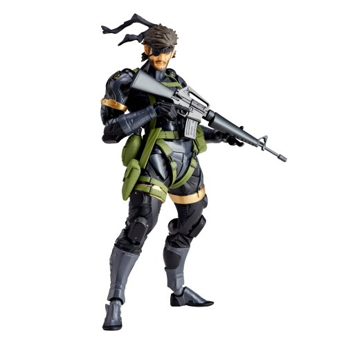 Figurine 'Metal Gear Solid' - No 131 Naked Snake