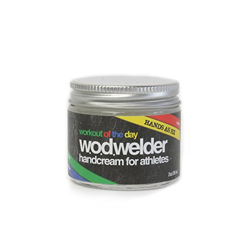 Hand Care Treatment Cream Callus Repair By WOD Welder (2 oz) - For Fitness Athletes, Gymnastics, Weightlifters, and Rock Climbing - Heals Rips and Tears, Speeds Recovery - Essential Oils