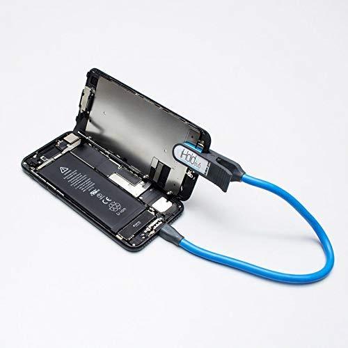 DottorPod iHold EVO - Herramienta con Brazo Flexible para soportar el Pan táctil, Compatible con iPhones de última generación, 7, 8, 8Plus, X, XPlus, XS, XR