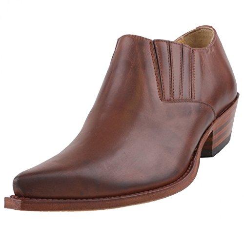 Sendra Herren Halbschuhe 4133 Braun, Schuhgröße:EUR 41
