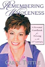 Best remembering wholeness book Reviews