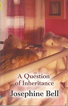 Paperback A Question of Inheritance [Large Print] Book