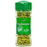 Artemisbio Tarro Cardamomo Eco 25 Gr Especias Y Condimentos Artemisbio 100 g