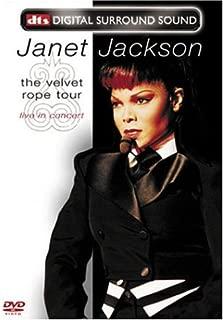 Janet Jackson: The Velvet Rope Tour