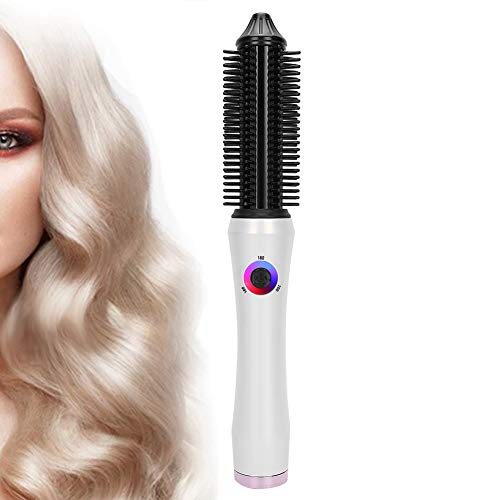 Hot Iron Hair Styling Brush, kabellose Lockenstabbürste Tragbare Hot Brush