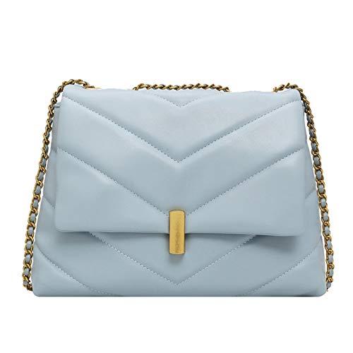 Fascigirl Faux Leather Shoulder Bag Chic Portable Work Shoulder Bag Casual Underarm Bag Crossboddy Purse Faux