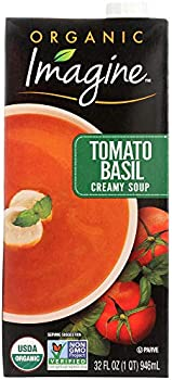 Imagine Organic Creamy Soup, Tomato Basil 32 Oz