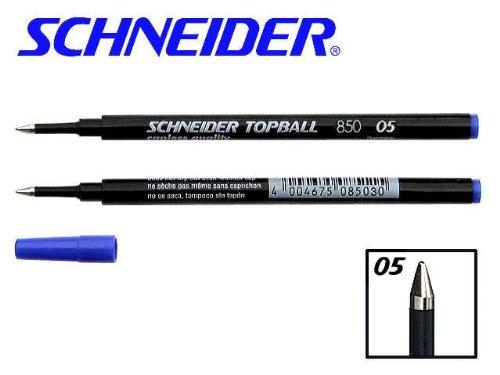 Tinten-Mine Topball 8503 Blau Schneider, Liefermenge = 10