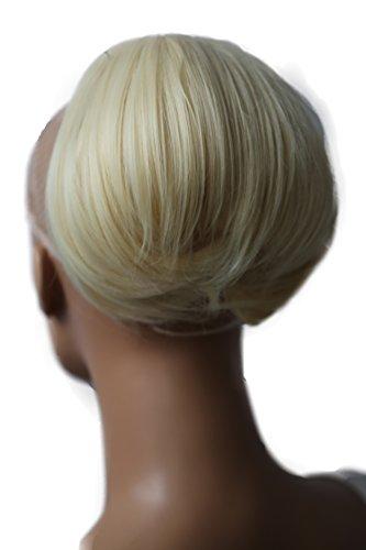 Haarteil von Prettyshop, eleganter und schöner Haarknoten mit Haargummi