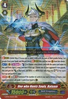 One who Hunts Souls, Balaam - G-BT14/012EN - RRR - Divine Dragon Apocrypha