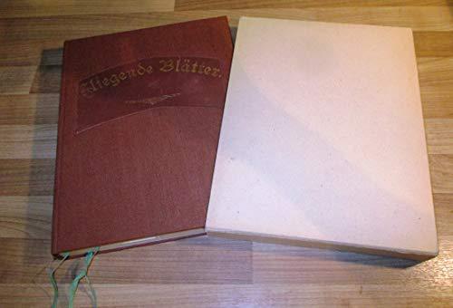 Fliegende Blätter. Band CXX. Nro. 3049-3074. / Band CXXI. Nro. 3075-3100. In einem Band.