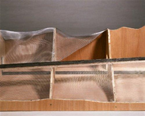 Noch 60990 - Gelände-Alugewebe, 100 x 75 cm