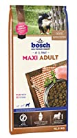 A recipe without wheat or sugar (suitable for sensitive dogs) Special immune complex with mannans and glucans to stabilize the intestinal flora and immune defences Mussel extracts to strengthen cartilage, joints and bones Balanced ratio of proteins a...