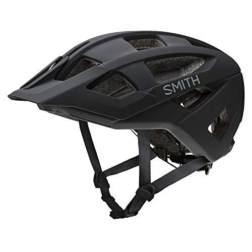SMITH Unisex– Erwachsene Venture MIPS Fahrradhelm, Matte BLACK20, Groß