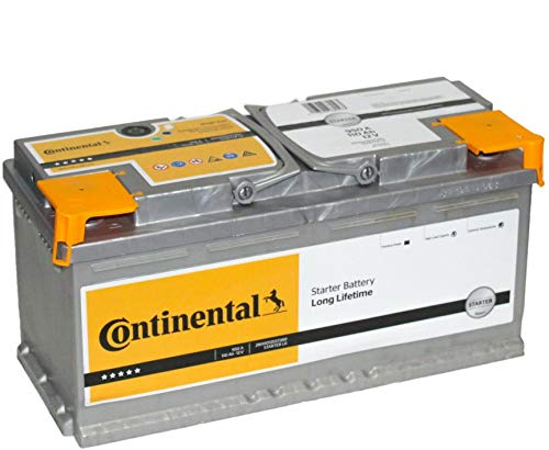 Autobatterie Continental - 12V 110Ah 950A