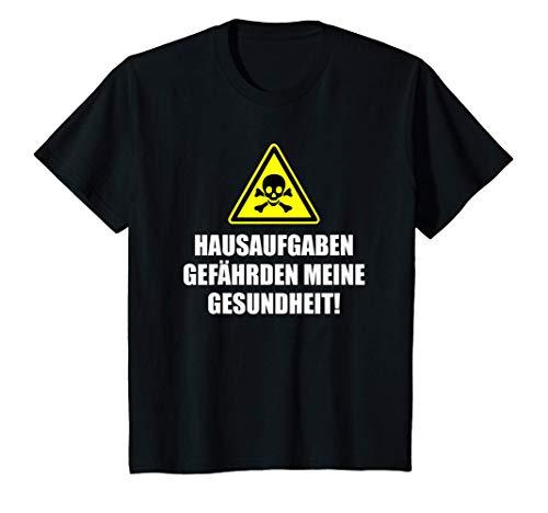 Kinder Hausaufgaben Gefährden Meine Gesundheit T-Shirt