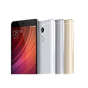 "Xiaomi Redmi Note 4 SIM Doble 4G 32GB Gris - Smartphone (14 cm (5.5""), 32 GB, 13 MP, Android, 6, Gris)"