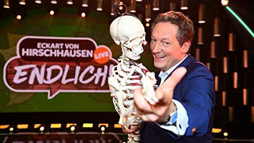 Dr. Eckart von Hirschhausen live - Endlich!