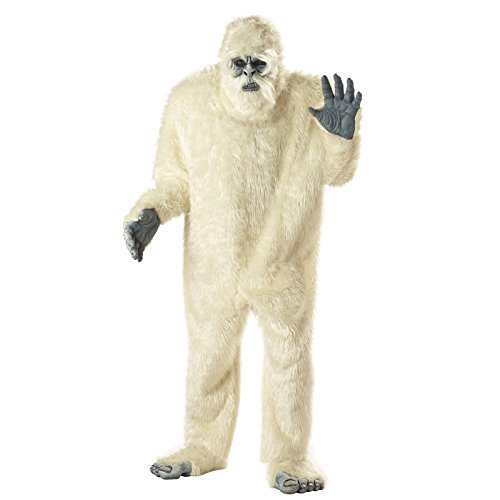 California Costume - CS929650 - Costume yeti taille unique