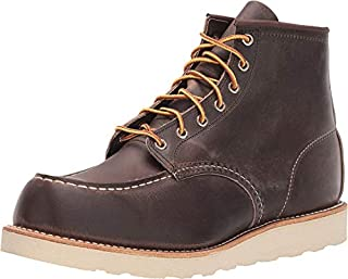 "Red Wing Heritage 6"" Moc Toe Copper Rough/Tough 8 D (M) (B07XD3NK4X) 