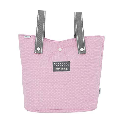 Cambrass Pic - Bolso panadera, color rosa