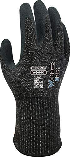 Wonder Grip WG-640 Lite Cut 3 Schnittfeste Handschuhe, Grösse XL/10