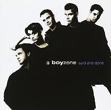 Boyzone - Said And Done - Polydor - 527 801.2 by Boyzone (2004-07-28)