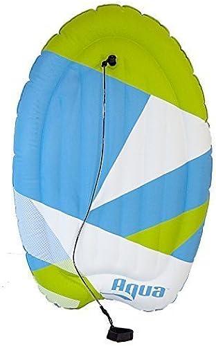 Aqua Leisure 30 Zulu Bodyboard with Lease & Fabric Coverot by Aqua Leisure
