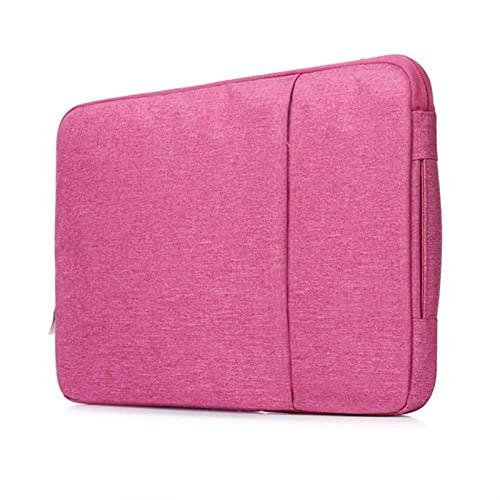 Bolsa para laptop Bolsa de la computadora portátil for MacBook for Air Foror for Lenovo for HP for Samsung for Asus Acer for Xiaomi for Huawei 13 15.6 Cubierta de la caja de la manga del cuaderno impe