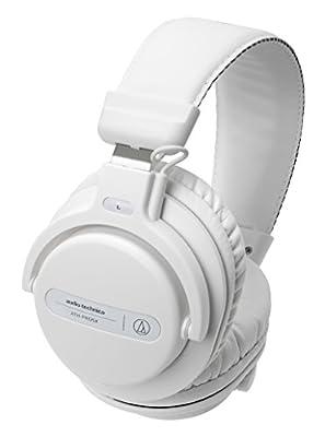 Audio-Technica ATH-PRO5XWH DJ Headphones White by Audio-technica