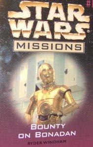Bounty on Bonadan - Book  of the Star Wars Legends