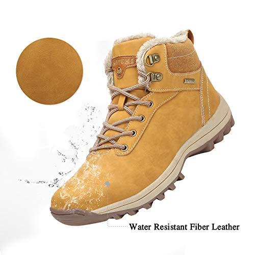 Mishansha Winter Ankle Snow Boots