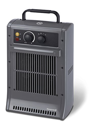 Honeywell CZ2104EV1 Heavy Duty Heater – Grey