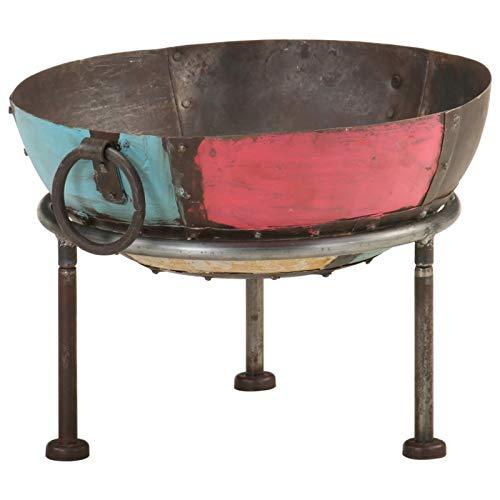 Tidyard Brasero & Decorativo para la Barbacoa, el Campamento de Fuego del...