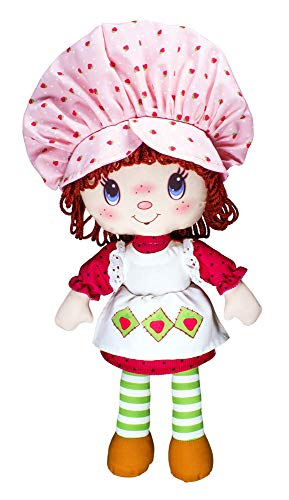 Basic Fun Strawberry Shortcake Classic Soft Doll