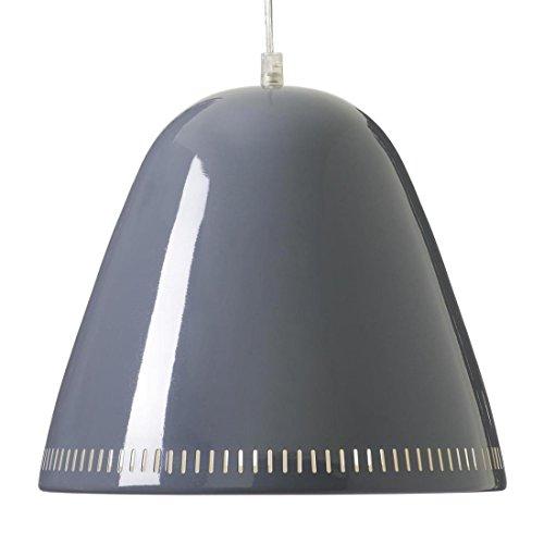 Grande Lampe Suspension Grise Superliving