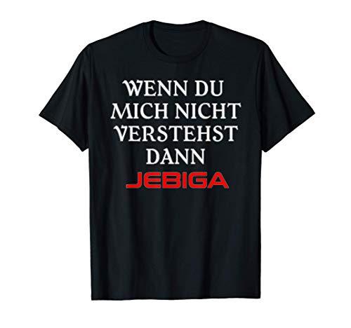 Jebiga Jugo Betrugo Jugoslawien Serbien Balkan Geschenk T-Shirt
