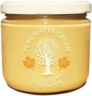 Pure Vermont Maple Cream (Rich & Smooth)