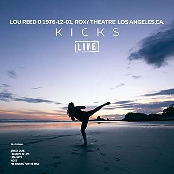 Kicks (Live)