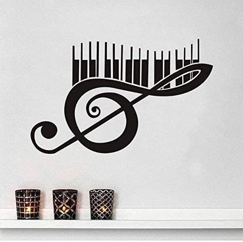 Pegatinas de vinilo para pared, pegatinas creativas, notas d