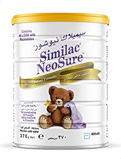 Similac Neosure Special Infant Formula - 370 Grams