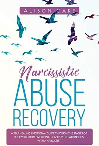 Narcissistic Abuse Recovery A Self Healing Emotional Guide Through the Stages of Recovery from product image