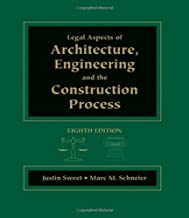 Legal Aspects of Architecture, Engineering & the Construction Process
