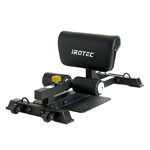 IROTEC(アイロテック)シシースクワットWOT/筋トレ グッズ 筋トレ器具 スクワットベンチプレス トレーニングマシン ホームジム バーベル トレーニング器具 パワーラック 筋力トレーニング マシン 下半身 健康器具 筋肉増強